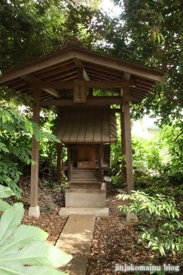 高塚八幡神社(松戸市高塚新田)25