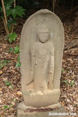 高塚八幡神社(松戸市高塚新田)27