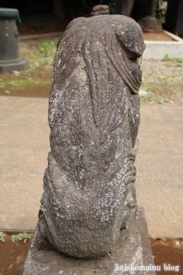 高塚八幡神社(松戸市高塚新田)20