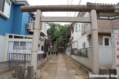 春日神社(松戸市秋山)3