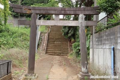 春日神社(松戸市秋山)4