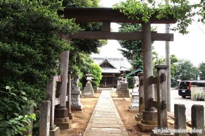 春日神社(松戸市秋山)6