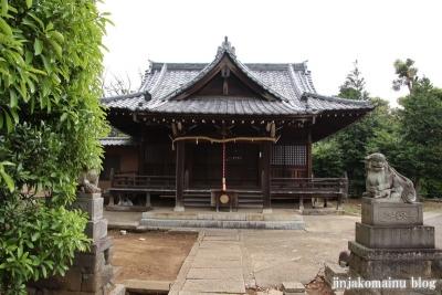 春日神社(松戸市秋山)13