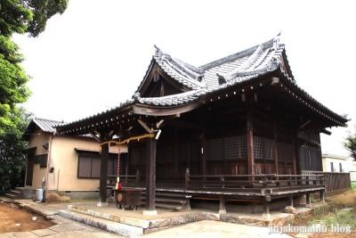 春日神社(松戸市秋山)14