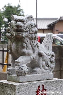 春日神社(松戸市秋山)7