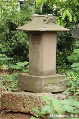 春日神社(松戸市秋山)11