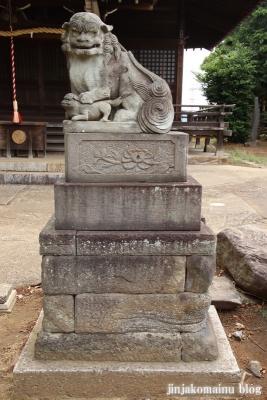 春日神社(松戸市秋山)16