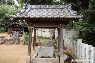 胡録神社(松戸市大橋)7