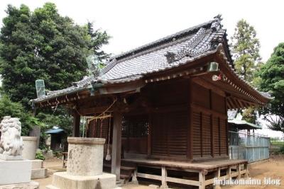 胡録神社(松戸市大橋)10