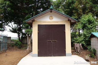 胡録神社(松戸市大橋)12