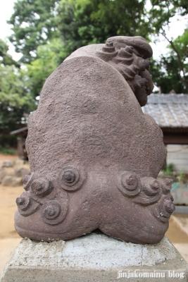 胡録神社(松戸市大橋)21