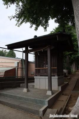 胡録神社(松戸市大橋)36