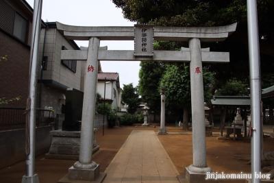 伊弉諾神社(市川市堀之内)3