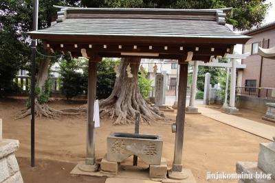 伊弉諾神社(市川市堀之内)7