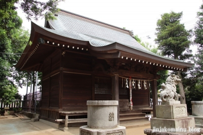 伊弉諾神社(市川市堀之内)10