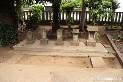 伊弉諾神社(市川市堀之内)23
