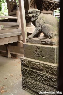 伊弉諾神社(市川市堀之内)15