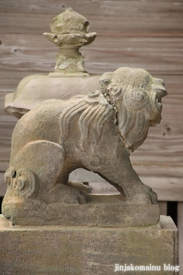 伊弉諾神社(市川市堀之内)16
