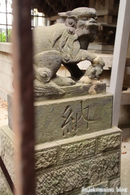 伊弉諾神社(市川市堀之内)19