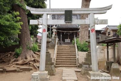 愛宕神社(市川市北国分)4
