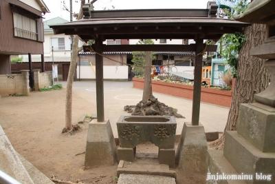 愛宕神社(市川市北国分)6