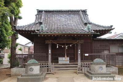 愛宕神社(市川市北国分)7