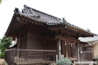 愛宕神社(市川市北国分)8