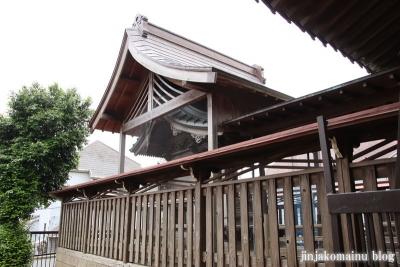 愛宕神社(市川市北国分)10