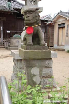 愛宕神社(市川市北国分)13