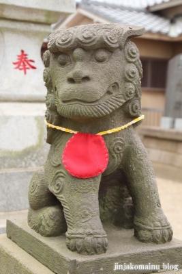 愛宕神社(市川市北国分)14
