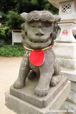 愛宕神社(市川市北国分)18