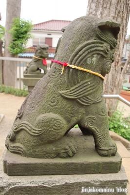 愛宕神社(市川市北国分)19