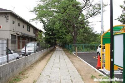 真間稲荷神社(市川市真間)1