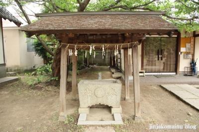 真間稲荷神社(市川市真間)4