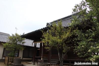 真間稲荷神社(市川市真間)7