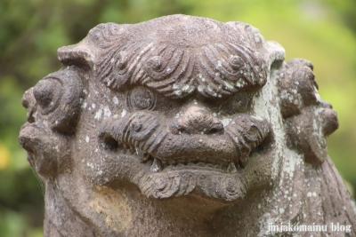 真間稲荷神社(市川市真間)19