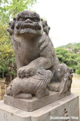 真間稲荷神社(市川市真間)12