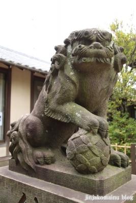 真間稲荷神社(市川市真間)16