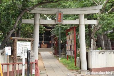 諏訪神社(市川市平田)6