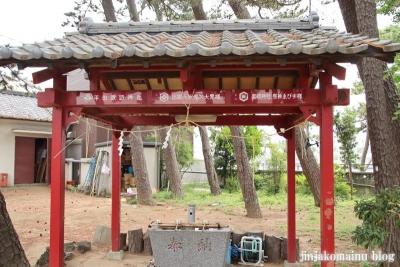 諏訪神社(市川市平田)8