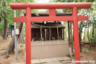 諏訪神社(市川市平田)12