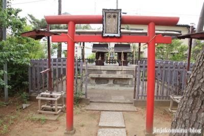 諏訪神社(市川市平田)25