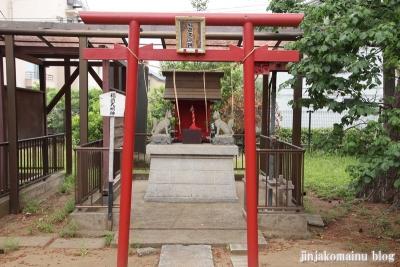 諏訪神社(市川市平田)26