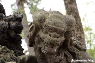 諏訪神社(市川市平田)21