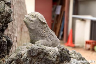 諏訪神社(市川市平田)22