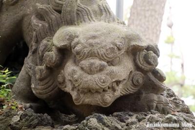 諏訪神社(市川市平田)24