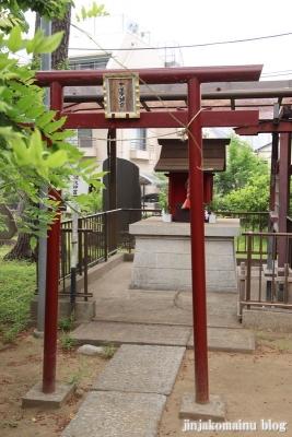 諏訪神社(市川市平田)27