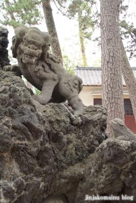諏訪神社(市川市平田)23