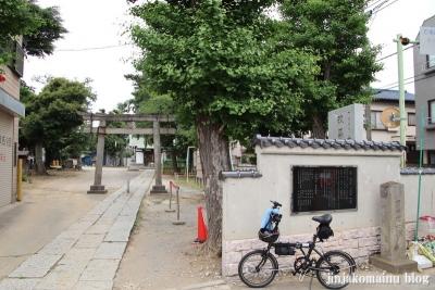六所神社(市川市須和田)1