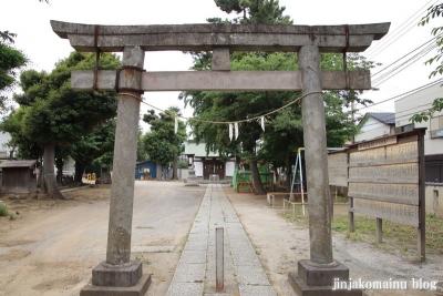 六所神社(市川市須和田)4